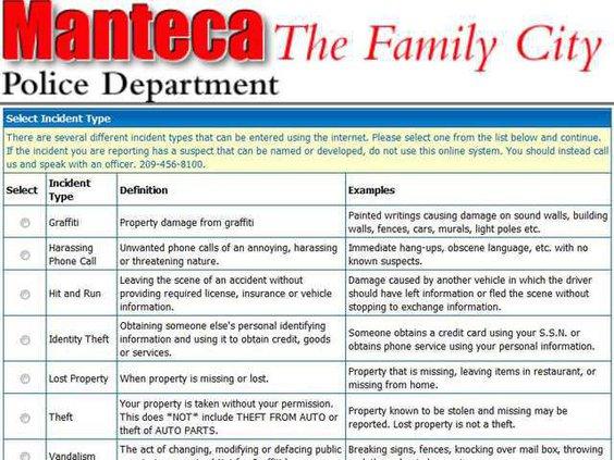 Clicking to fight crime - Manteca Bulletin