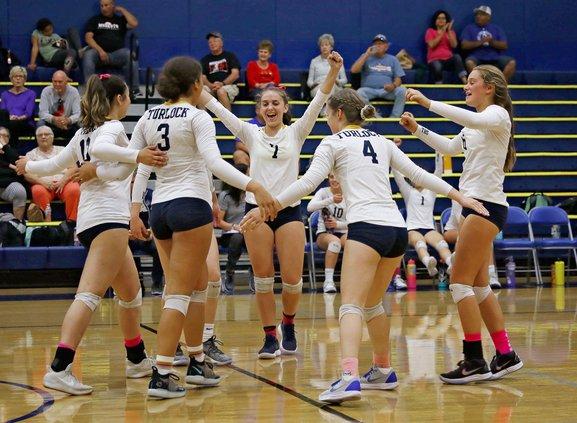 turlock volleyball
