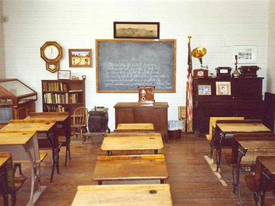 OriginalSchoolroom