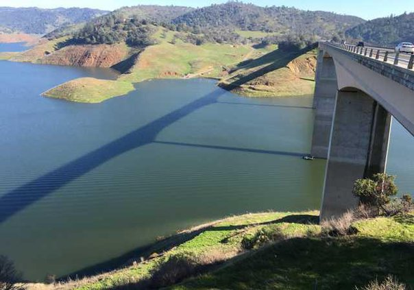 WATER NEW MELONES