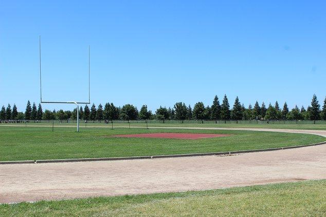 Pitman High field