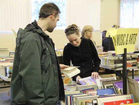 book sale pic2