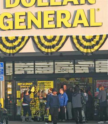 dollar general grand opening
