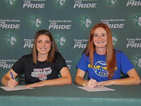 Bowen and Mettler Signing