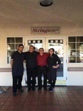 IB Strings