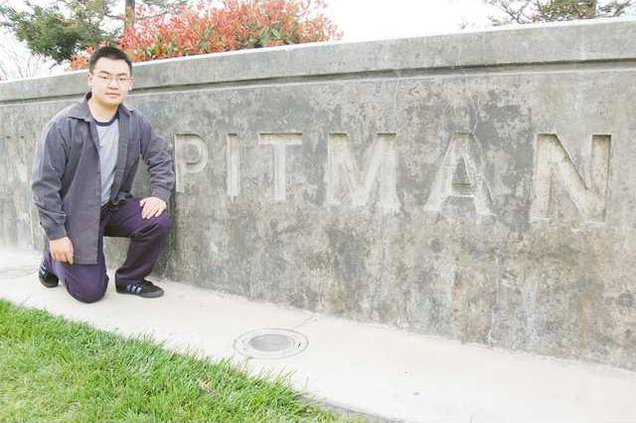 Pitman student succeed pic