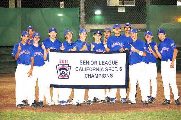 Senior League Champ Picture