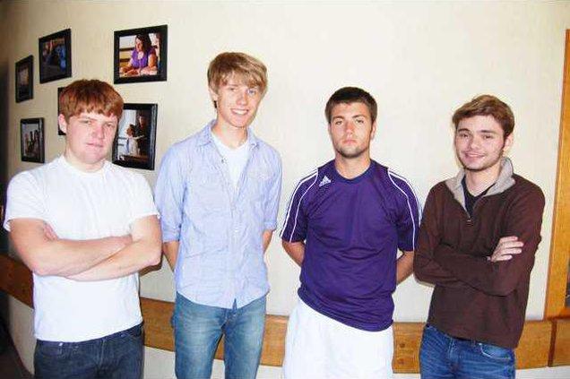 Speech students pic