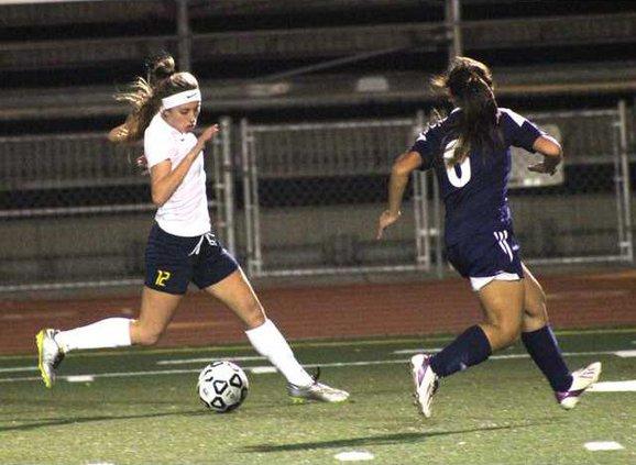 Turlock girls soccer 1