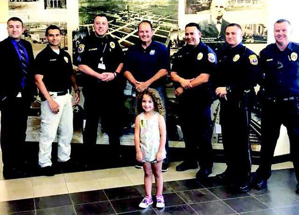police with zoey