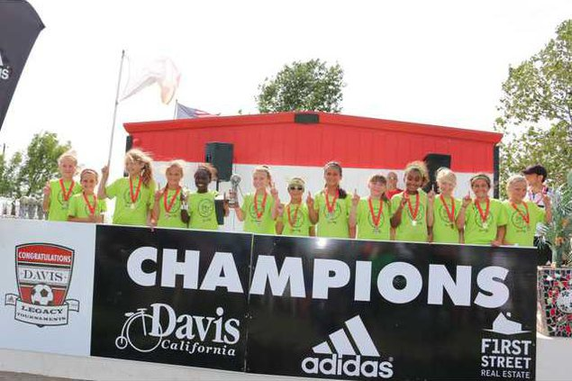 Davis Champs