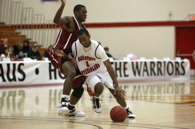 Dwight Jones Mens Basketball