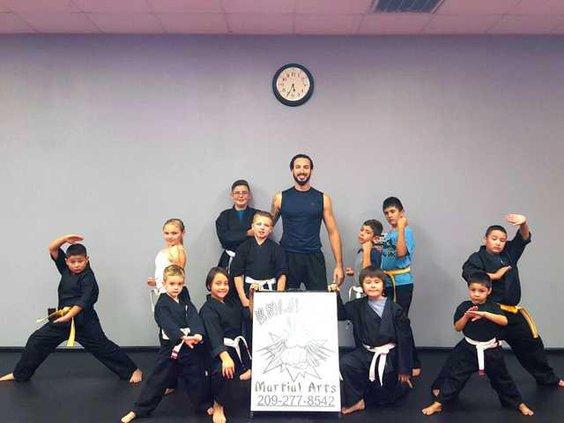 IB Unleash It Martial Arts