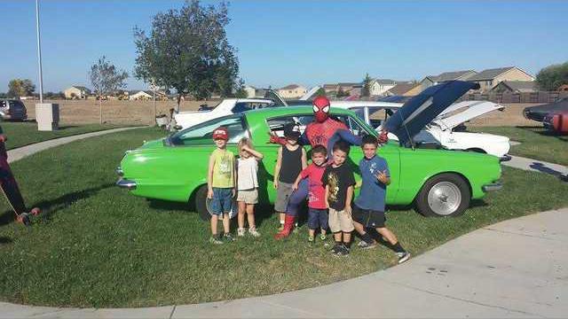 Keyes car club pic