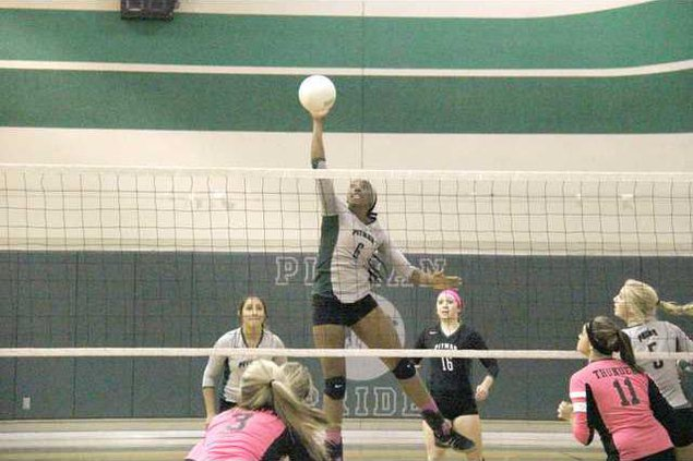 Pitman Volley 2