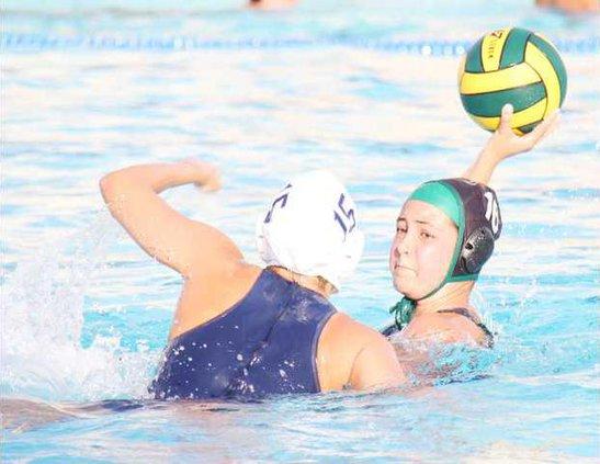 Pitman girls water polo 1