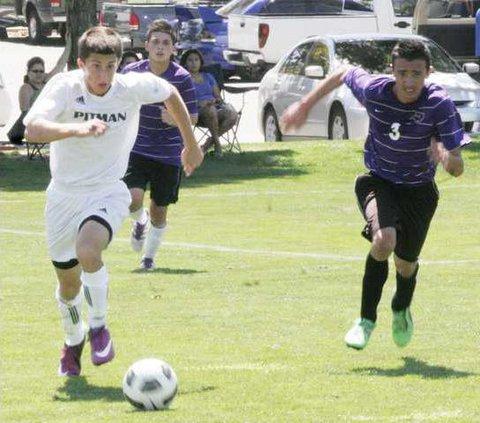 Pitman soccer pic1