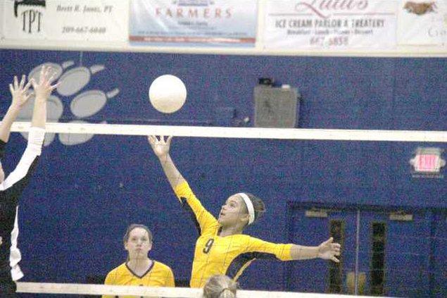 Turlock volley