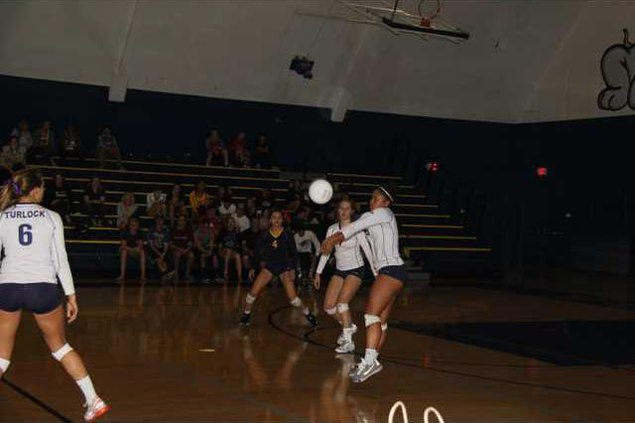 Turlock volley 3