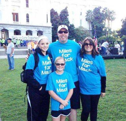 diabetes fundraiser