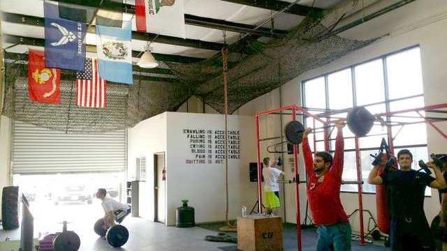 Locals find mental, physical strength at Combat Zone Fitness
