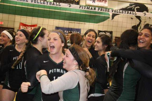 pitman volleyball 2