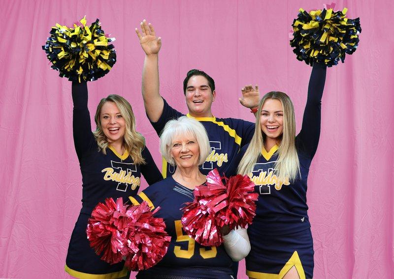 honoring breast cancer survivors 2