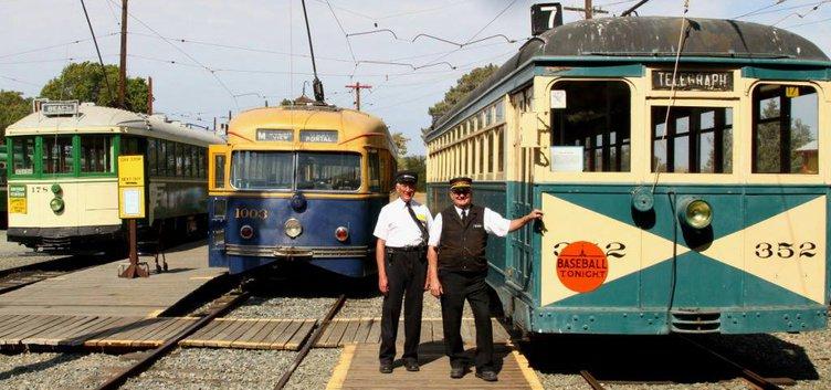 Fairfield Train