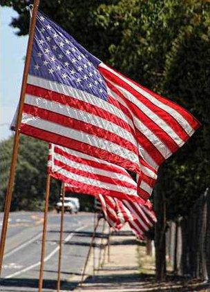 Flag day pix