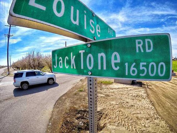 JACK TONE ROAD1 3-10-17