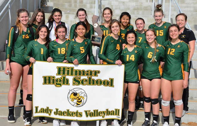 hilmar volleyball state