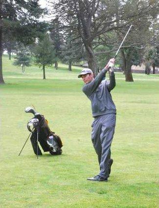 Sarkozy golf
