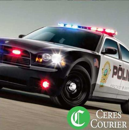 Ceres Cop Car