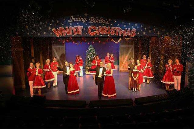 White Christmas  8810