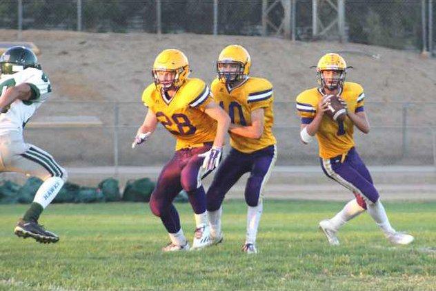 JV quarterback