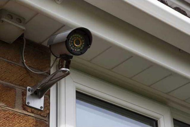 Home security pix