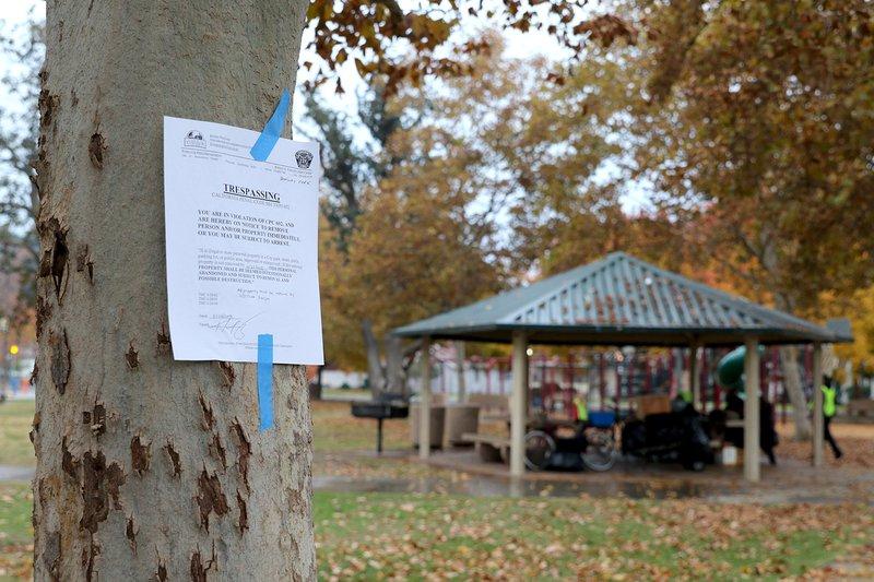 broadway park homeless update 2