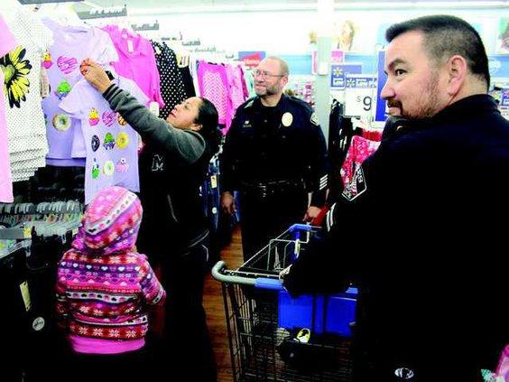 Cops shop 2