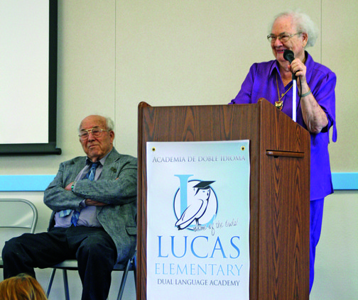 Community giant Mildred Lucas dies at 91 - Ceres Courier