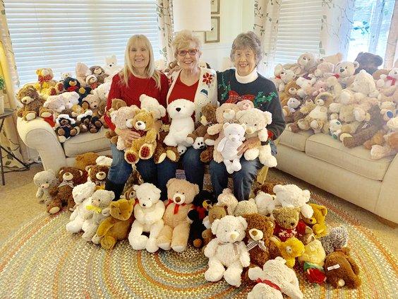 teddy bear donation to jessica's house