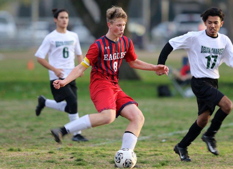 Turlock Christian boys soccer 2