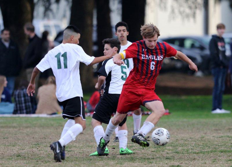 Turlock Christian boys soccer 3