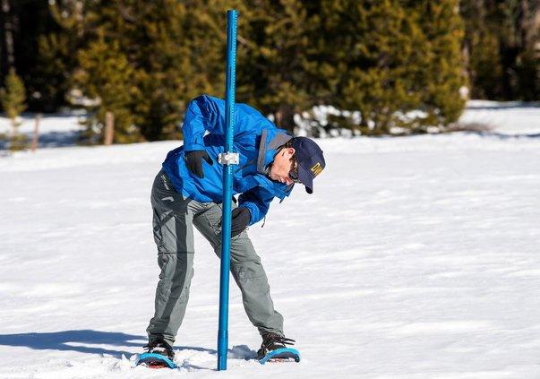 snowpack survey
