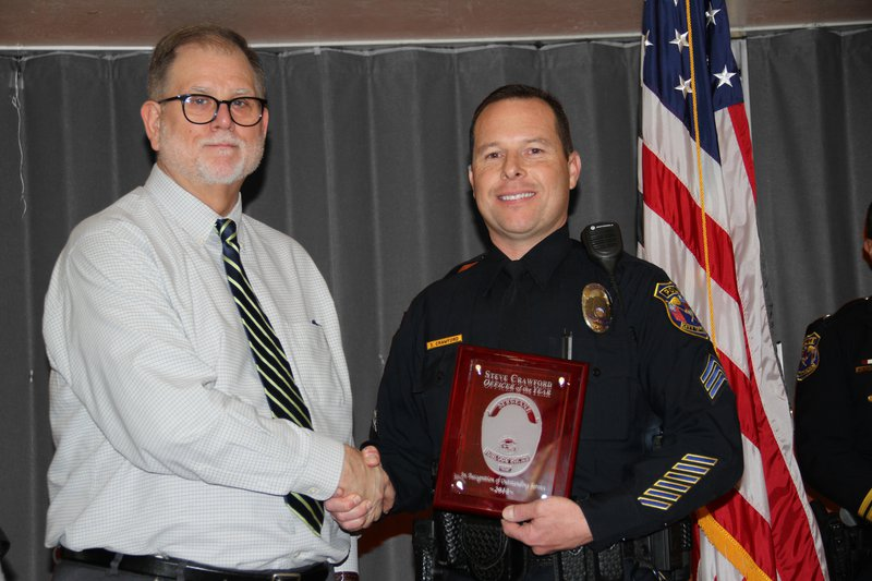 police officer of the year