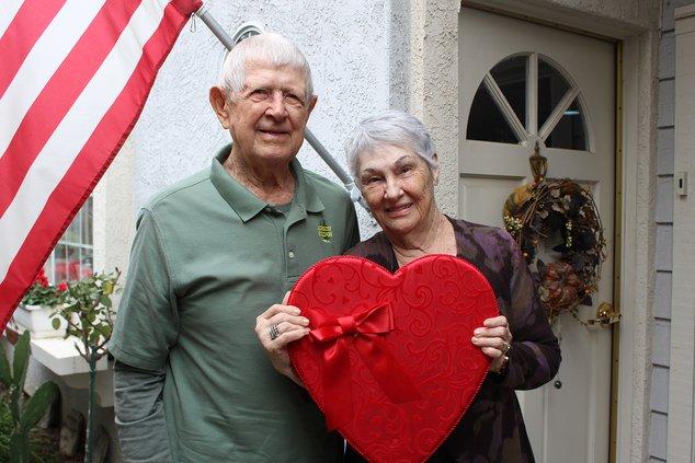 Marie and Lloyd Starn 1