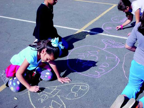 1106 Chalk Art