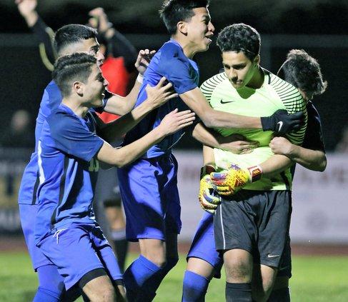 Bulletin boys soccer 2018-19