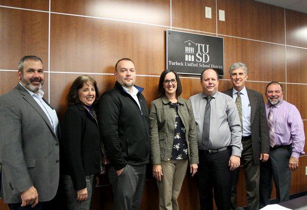 TUSD board of trustees 2019