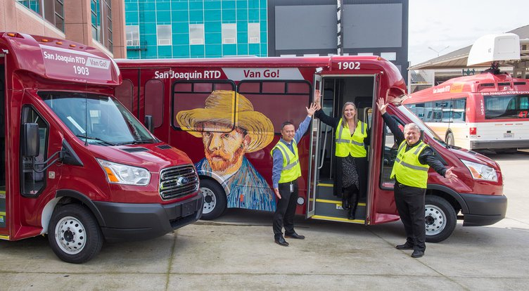RTD Rolls Out New Van Go Countywide - Escalon Times