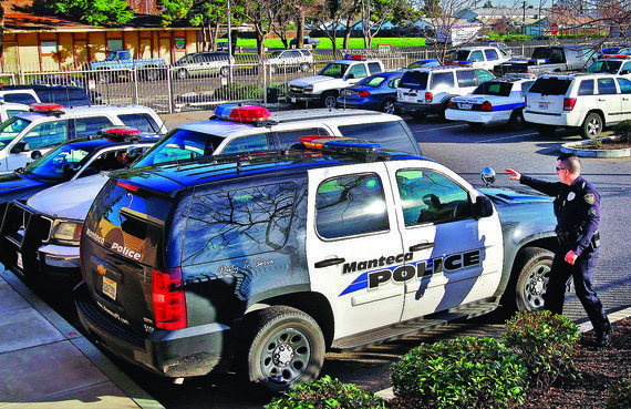 Manteca crime drops for second straight month - Manteca Bulletin